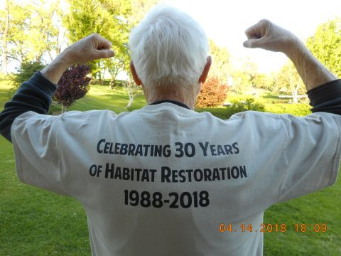 Habitat Restoration 30th Anniversary